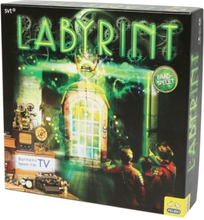 Labyrint SVT Labyrint, Spel