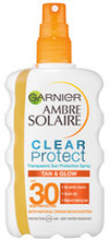 Ambre Solaire Clear Protect Bronze SPF30, 200ml