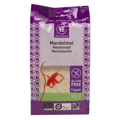 Urtekram Mandelmel Øko 160 g