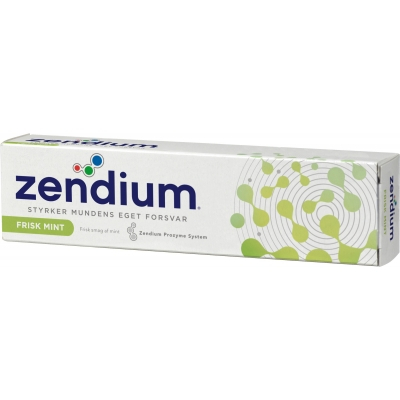 Zendium Frisk Mint Tandpasta 50 ml