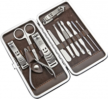 Basics Manicuresæt 12 stk