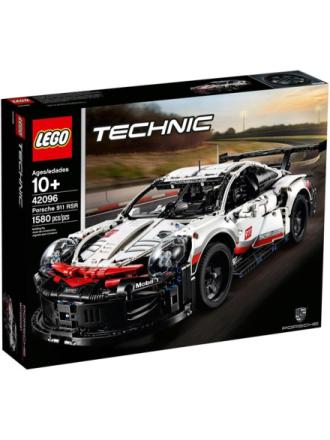Technic 42096 Porsche 911 RSR - Proshop