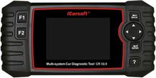iCarsoft CR V2.0 Bildiagnostikk