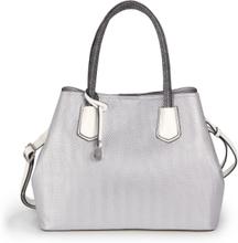 Handväska från L. Credi silver
