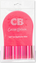 Cocoa Brown Pink Tanning Applicator Handske 1 stk