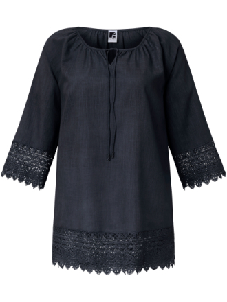 Tunika från Emilia Lay grå