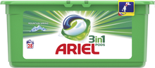 Ariel Pods 3-in-1 Mountain Spring 28 stk