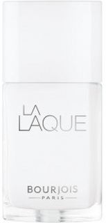 Bourjois La Laque 01 White Spirit 10 ml