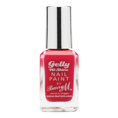 Barry M. Gelly Nail Paint 09 Pomegranate 10 ml