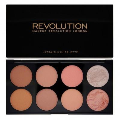 Revolution Makeup Blush & Contour Palette Hot Spice 13 g