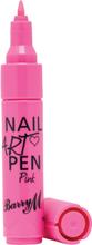 Barry M. Nail Art Pen Pink 1 stk