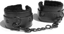 S&M - Shadow Fur Handcuffs