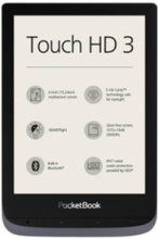 Touch HD 3 - Metallic Grey