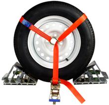 Spännband för Hjulsurrning National 35mm - 2m