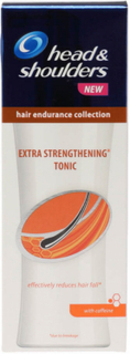 Head & Shoulders Hair Endurance Extra Strengthening Tonic 125 ml