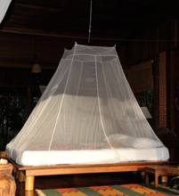 Cocoon Travel Mosquito Net Double white 2020 Myggnät & Tält