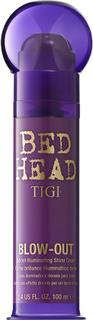 TIGI Bed Head Blow Out Shine Cream, 100 ml TIGI Bed Head Stylingkrem