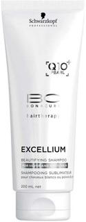 Schwarzkopf Bonacure Excellium Beautyfying Shampoo 200 ml