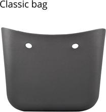 2018 Classic Big EVA Bag Body Women's Bags Fashion Handbag DIY waterproof Obag Style Rubber Silicon O Bag Style Women Handbag