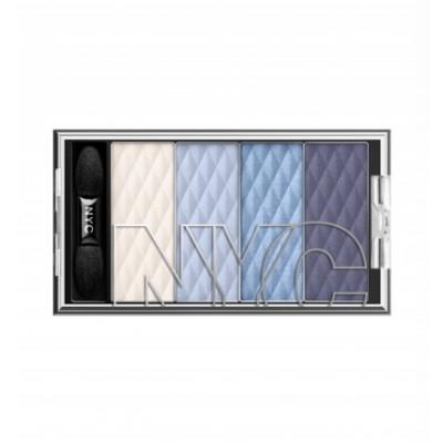 NYC HD Color Quattro Eyeshadow 795 Manhattan Island 6 g