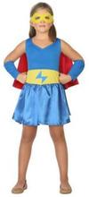 Kostume til børn Superheltinde