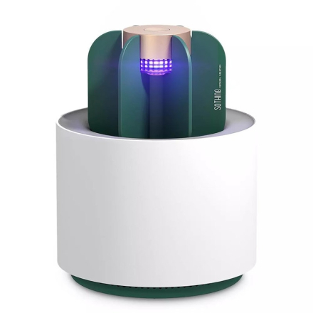 Xiaomi Sothing Cactus Mosquito Killer Light Eletric USB UV Light Mosquito Repellent Trap Smokeless Odorless Insect Killer Lamp