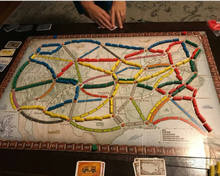 Days of Wonder Ticket to Ride Board game Party Table Games card games adults