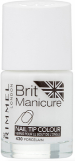 Rimmel Brit Manicure Nailpolish Porcelain 430 12 ml