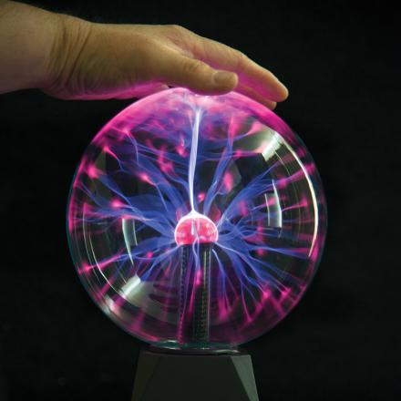 Plasmalamppu / Plasmapallo