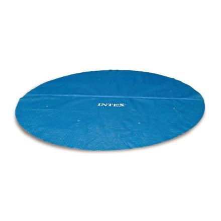 Intex Soldrevet bassengtrekk rund 366 cm 29022
