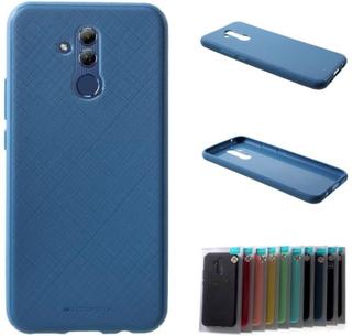 MERCURY GOOSPERY Huawei Mate 20 Lite style lux textured case