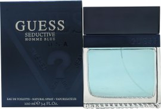 Guess Guess Seductive Homme Blue Eau de Toilette 100ml Sprej