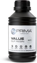 Prima PrimaCreator Værdi UV / DLP Resin 500 ml Klar