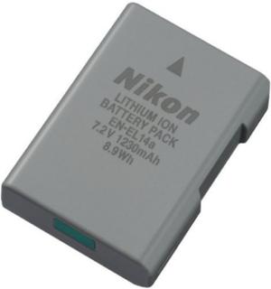 Nikon batteri EN-EL14a - Originalt batteri