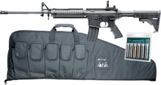 PAKKETILBUD Colt M4 - Luftgevær