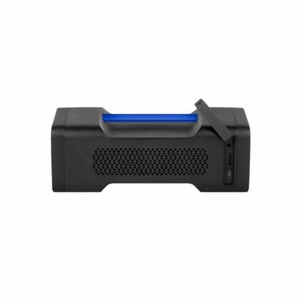 Bärbar Bluetoothradio SPC 4504A Blue