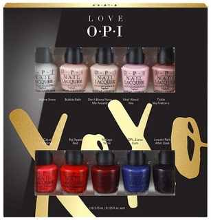 OPI Love OPI XOXO Nailpolish Set 10 x 3,75 ml