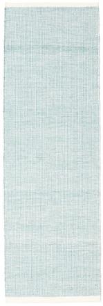 Seaby - Blå matta 80x300 Modern, Avlång Matta
