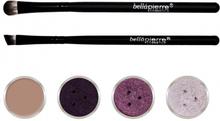 Bellápierre Cosmetics Get The Look Eye Kit Purple Storm 6 kpl