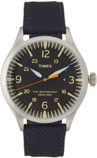 Timex THE WATERBURY Ure black
