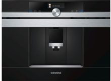 Siemens Ct636les1 Innebygd Kaffemaskin - Svart