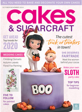 Cakes & Sugarcraft nr. 154