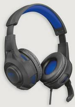 Trust GXT 307B Gaming headset PS4 Blå