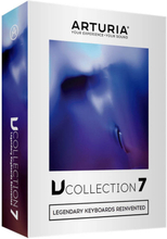 Arturia V-Collection 7 software suite, download