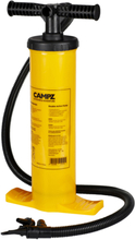 CAMPZ Double Action Pump 2l, yellow 2021 Pumput