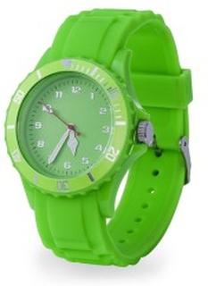 Analogt armbåndsur Grønn