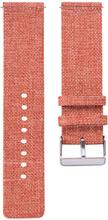 Suunto 3 Fitness klokkereim av nylon stoff - oransj