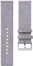 Suunto 3 Fitness klokkereim av nylon stoff - lyse grå