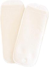 Popolini - EasyFree (AI3) Einlagen (Baumwollfrotte) - 2 Stück - Größe M (33x13 cm)