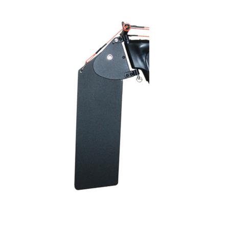 nortik Steueranlage scubi2/scubi3 sort 2018 Tilbehør til gummibåde